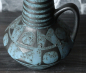 Preview: Carstens Vase / 1507-27 / Ankara / Scholtis / 1960-1970er Jahre / WGP West German Pottery / Keramik Design
